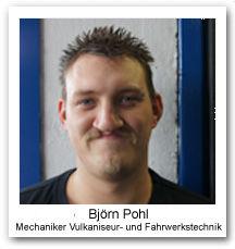 Björn Pohl Vulkaniseur